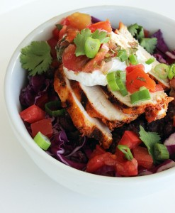 burrito salad bowl